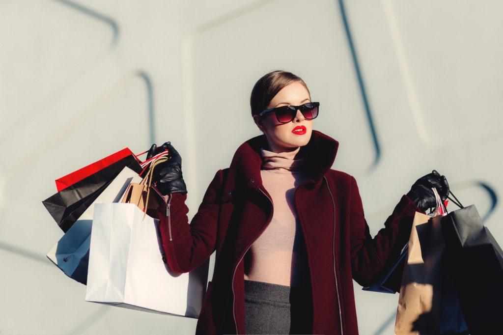zakupy wkładki pod pachy torby zakupowe