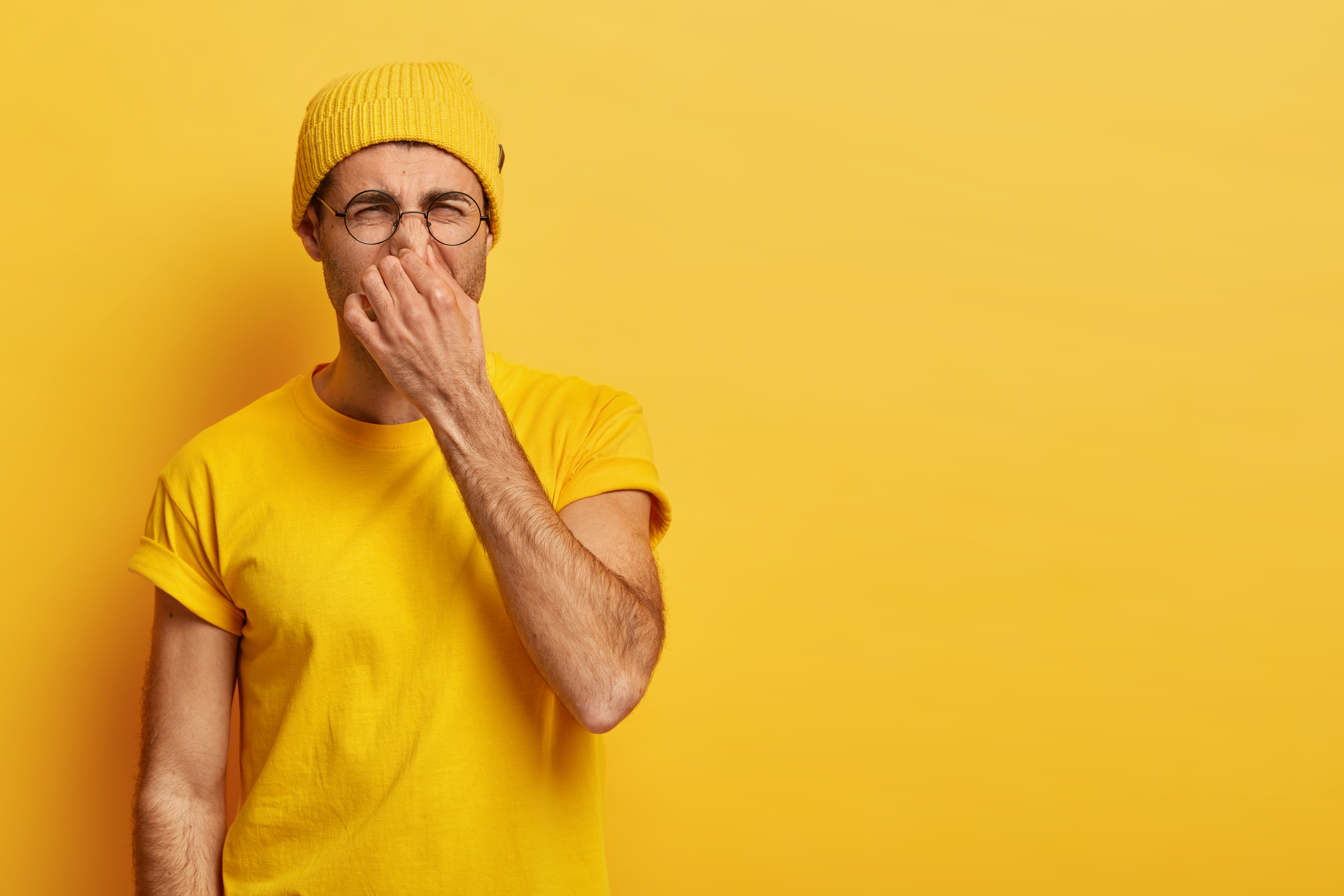 O czym może świadczyć zapach potu?
